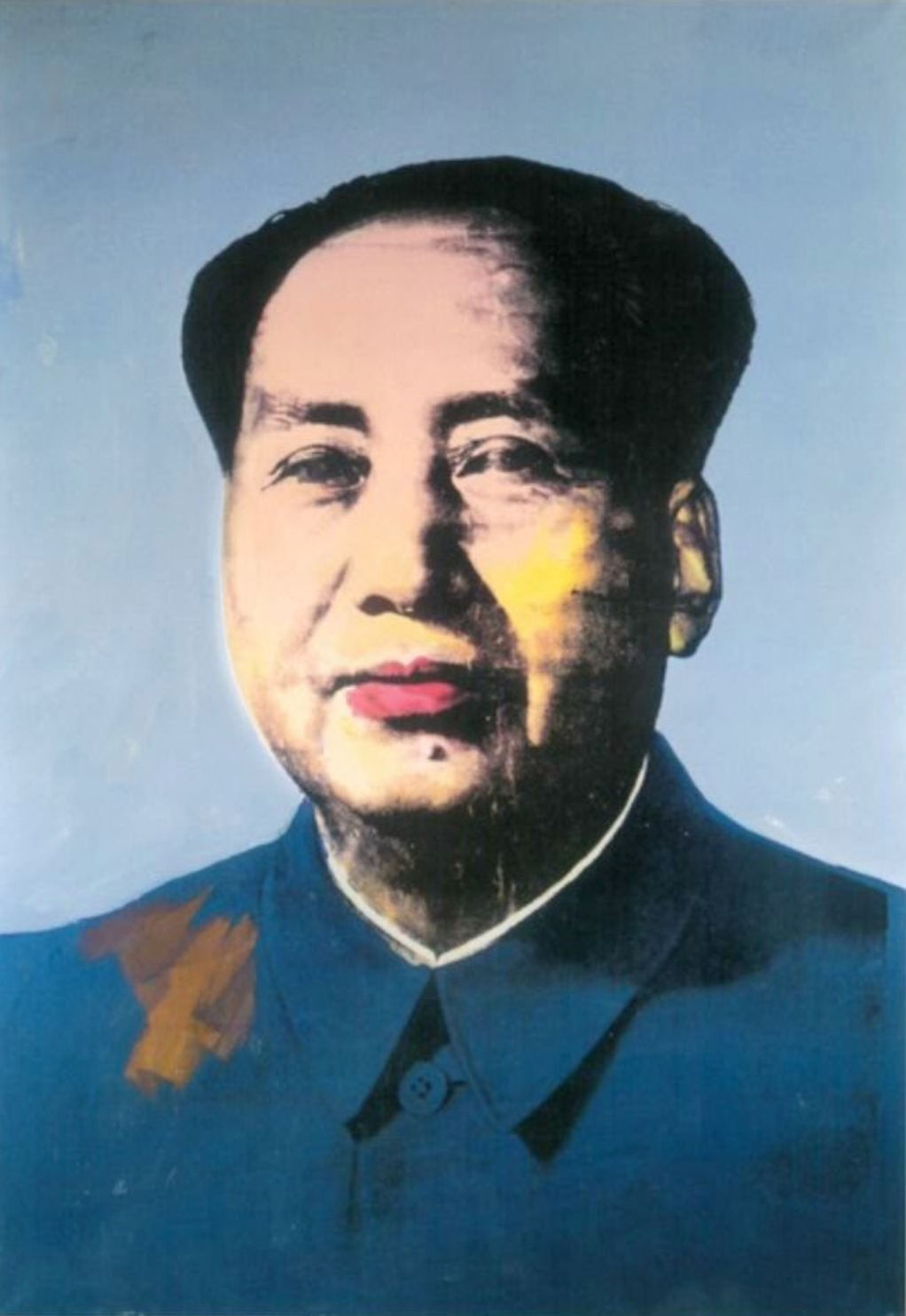Andy Warhol|Mao|1973|Yageo Foundation Collection, Taiwan